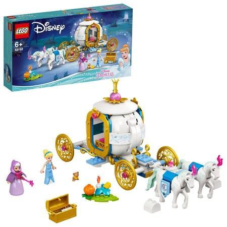 Lego Disney Princess Popelka a královský kočár