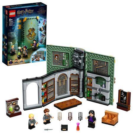 Lego Harry Potter Kouzelné momenty z Bradavic: Hodina lektva