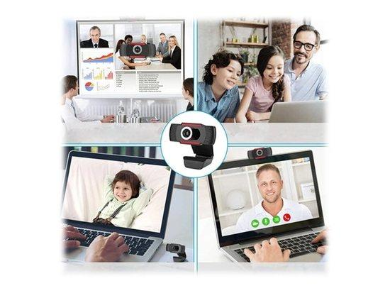 TECHLY Webcam USB 720p with microphone, 361827