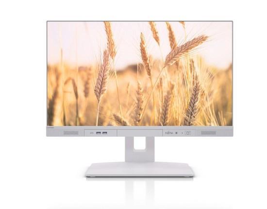 "FUJITSU PC AIO K5010 23.8""mat 1920x1080 i3-10100 8GB 256NVMe TPM CAM WIFI repro PIVOT W10PR - bez klávesnice a myši 1R, VFY:K5010PC30MIN"