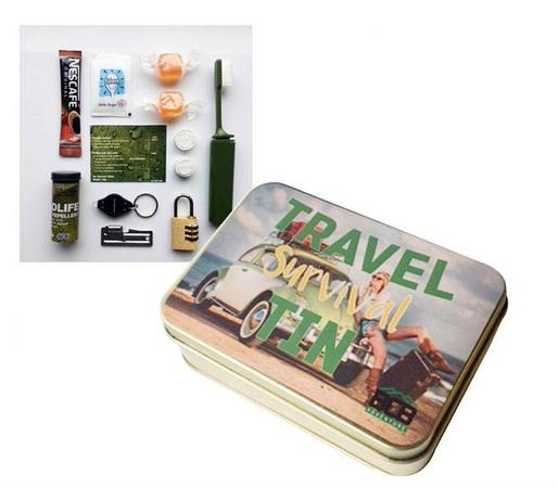 BCB Adventure krabička poslední záchrany Travel