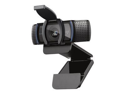LOGITECH, C920e HD 1080p Webcam - BLK - WW, 960-001360