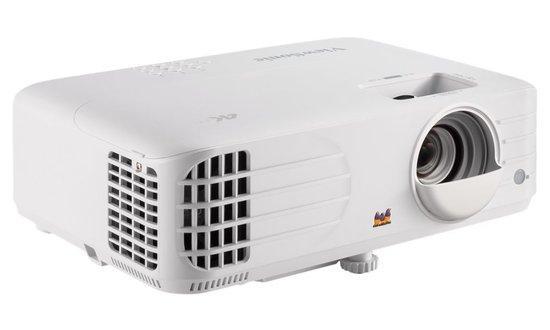 ViewSonic PX701-4K / UHD 3840x2160/ DLP projektor/ 3200 ANSI / 12000:1 / Repro/ 2xHDMI/ RS232 out / USB