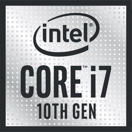 INTEL Core i7-10700K / Comet Lake / 10th / LGA1200 / max. 5,1GHz / 8C/16T / 16MB / 125W TDP / TRAY