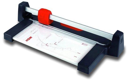 HSM řezačka T3310/ formát A4/ délka řezu 330mm/ řezná kapacita 80g/m2, A4 (listů) 10