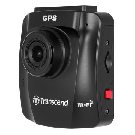 "Transcend DrivePro 250 autokamera, Full HD 1080p, 2.4"" LCD, 32GB microSDHC, GPS, Wi-Fi, USB 2.0, s p"