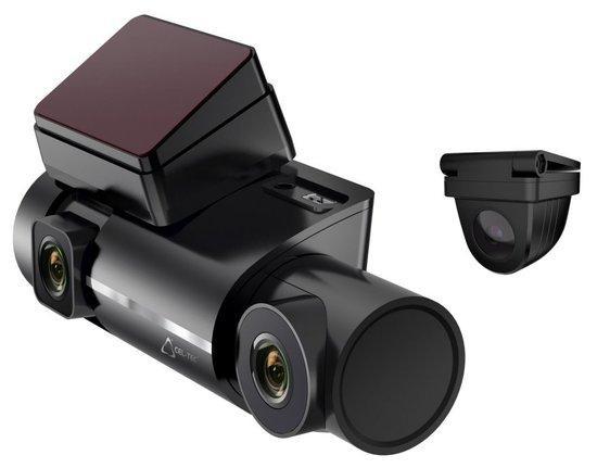 CEL-TEC digitální kamera do auta K5 Triple/ 1080p/ Tříkanálová kamera