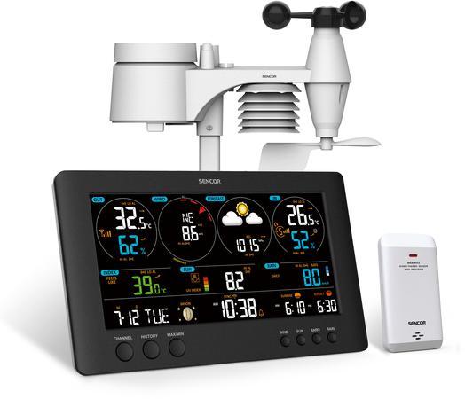 SENCOR SWS 12500 WiFi METEOSTANICE PRO.
