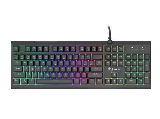 Genesis herní hybridní klávesnice THOR 210, CZ/SK layout, NKG-1646