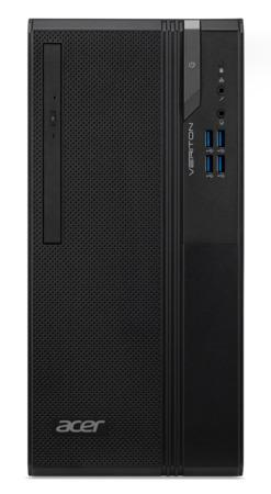 ACER PC Veriton ES2740G - Intel Core i3-10100, 4GB DDR4, 256GB SSD M.2, Intel® HD Graphics, Windows® 10 Professional