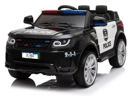 PROTECO AUTO-01 auto elektrické dětské policejní