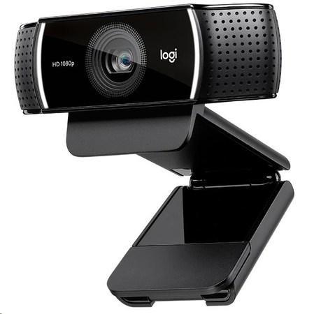 Logitech HD Webcam C922 PRO with Tripod, 960-001089