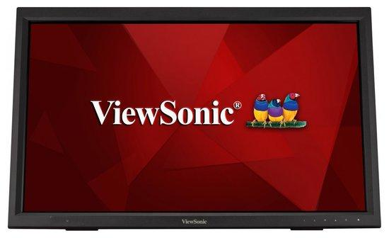 "Viewsonic TD2423 24"" 10-bodový dotykový VA 1920x1080/3000:1/7ms/250cd/VGA/DVI/HDMI/Repro/VESA/178°/1"