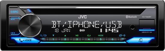 JVC KD-T922BT AUTORÁDIO S CD/MP3/BT