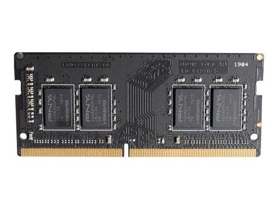 PNY 16GB DDR4 2666Mhz SODIMM RETAIL Notebook Memory