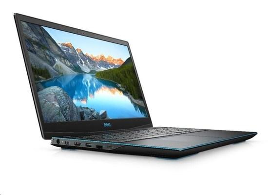 "Dell Inspiron G3 3500 15,6"" FHD i5-10300H/ 8GB/ 1TB-SSD/ GTX 1650Ti-4GB/ FPR/ HDMI/ W10Home/ 2RNBD/ Black"