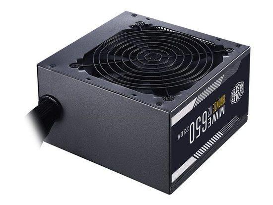 COOLER MASTER zdroj MWE BRONZE 650W V2 80+ BRONZE, MPE-6501-ACABW-BEU