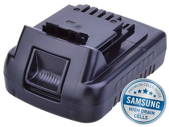 Baterie AVACOM BLACK & DECKER BL1314 Li-Ion 14,4V 2000mAh, články SAMSUNG