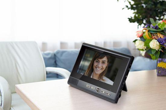 """Technaxx dodatečný bezdrátový LCD monitor 7"""" (4772) k modelu TX-59+, 4772"""