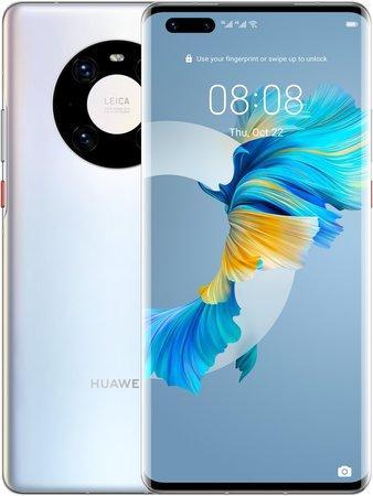 Huawei Mate 40 Pro DualSIM gsm tel. Mystic Silver