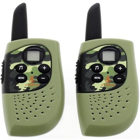 Vysílačky Cobra HM 230 - zelená