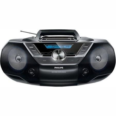 Radiopřijímač s CD Philips AZ780