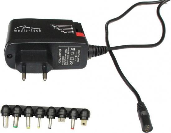 Media-Tech Univerzální adaptér pro tablety MT6267, MT6267