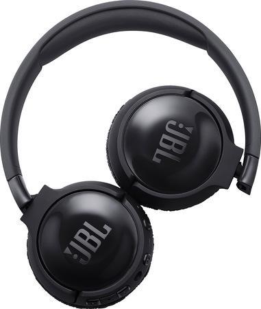 Sluchátka JBL TUNE600BTNC - černá