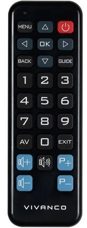 Dálkový ovladač Vivanco V-39284 pro TV Samsung