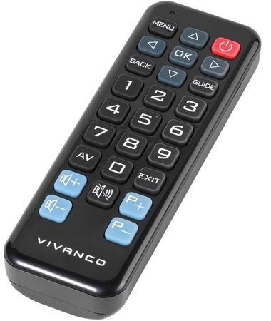 Dálkový ovladač Vivanco V-39285 pro TV LG