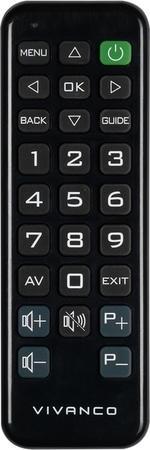 Dálkový ovladač Vivanco V-39286 pro TV Sony