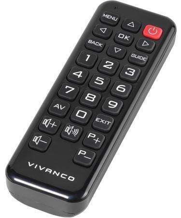 Dálkový ovladač Vivanco V-39288 pro Panasonic