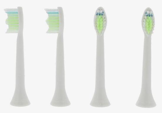 ScanPart Náhradní hlavice zubního kartáčku jako Philips