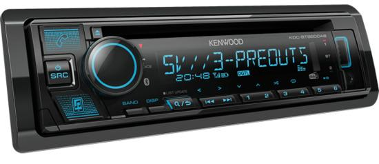 Kenwood KDC-BT950DAB