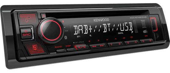 Kenwood KDC-BT450DAB
