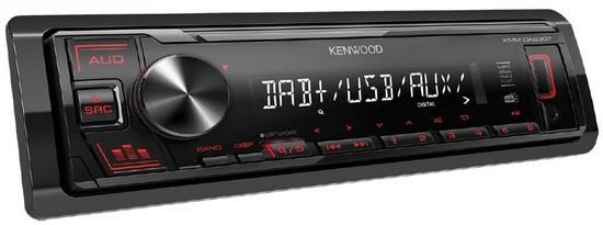 Kenwood KMM-DAB307