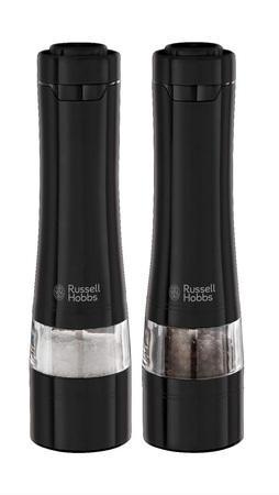 Russell Hobbs Black mlýnky na sůl a pepř 28010-56