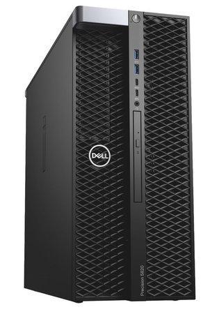 DELL Precision 5820/ Xeon W-2225/ 32GB/ 512GB SSD/ Quadro P2200 5GB/ W10Pro/ 3Y Basic on-site, PCD3006