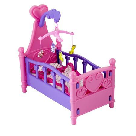 Hračka G21 Dětská postýlka pro panenky