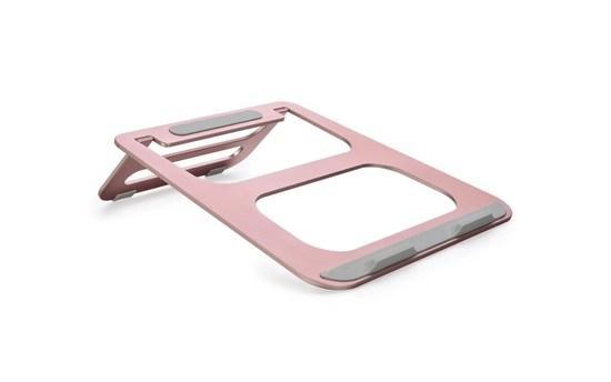 COTEetCI hliníkový podstavec pro notebooky růžovo-zlatý, CS5151-MRG