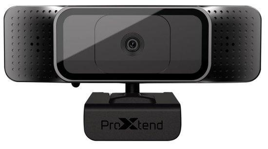 """ProXtend webkamera X301 Full HD, USB, mikrofon, 1/4"""" CMOS,Autofocus, LowLight, černá - ZÁRUKA 5 LET,"""