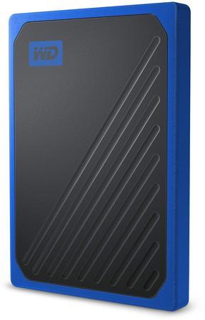 WD My Passport Go externí SSD 1TB Č/M
