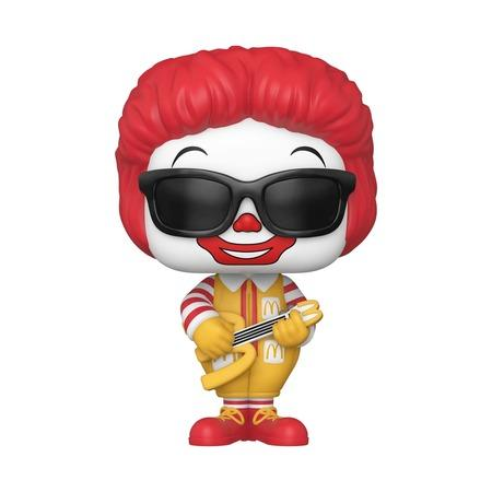 Funko POP Ad Icons: McDonalds S2 - Rock Out Ronald
