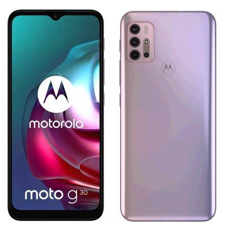 Motorola Moto G30 6GB/128GB modrý
