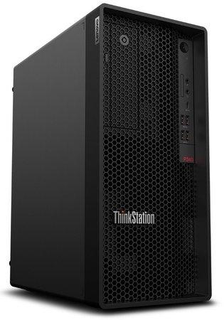 LENOVO PC ThinkStation/Workstation P340 Tower - i7-10700,16GB,512SSD,Quadro P620 2GB,DVD,čt.pk,DP,W10P,3r on-site