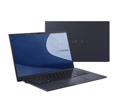"""ASUS ExpertBook B9 B9400CEA-KC0290R i7-1165G7/16GB/1TB SSD/14"""" FHD, IPS/Win10Pro/černý - ASUS bezstarostný servis"""