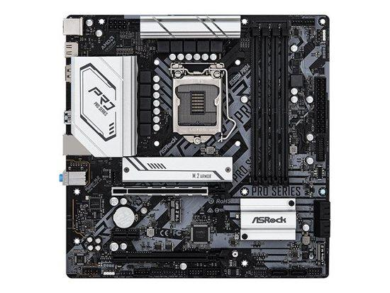 ASROCK B560M PRO4 (intel 1200, 4xDDR4 4800MHz, 6xSATA3, M.2(wifi), HDMI+Dport, 1xGLAN, mATX), B560M PRO4