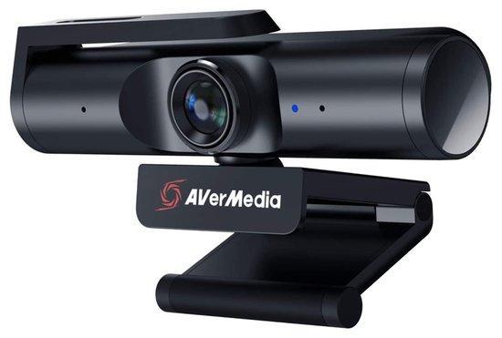 AVERMEDIA PW513/ 4K/ Webová kamera/ Černá, 61PW513000AC