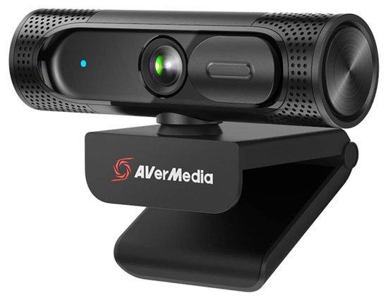 AVERMEDIA PW315/ Full HD/ Webová kamera/ Černá, 40AAPW315AVV