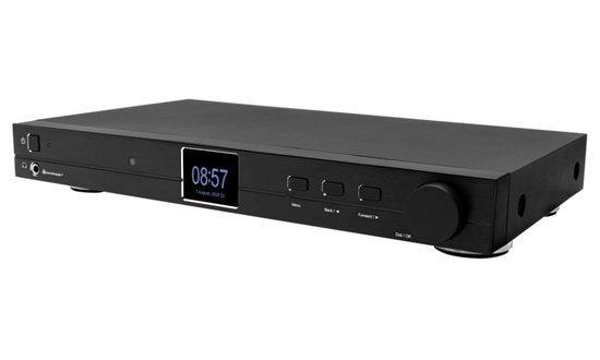Soundmaster IR45SW internetové rádio / DAB+ FM/ UPnP/ DLNA/ BT/ Černé
